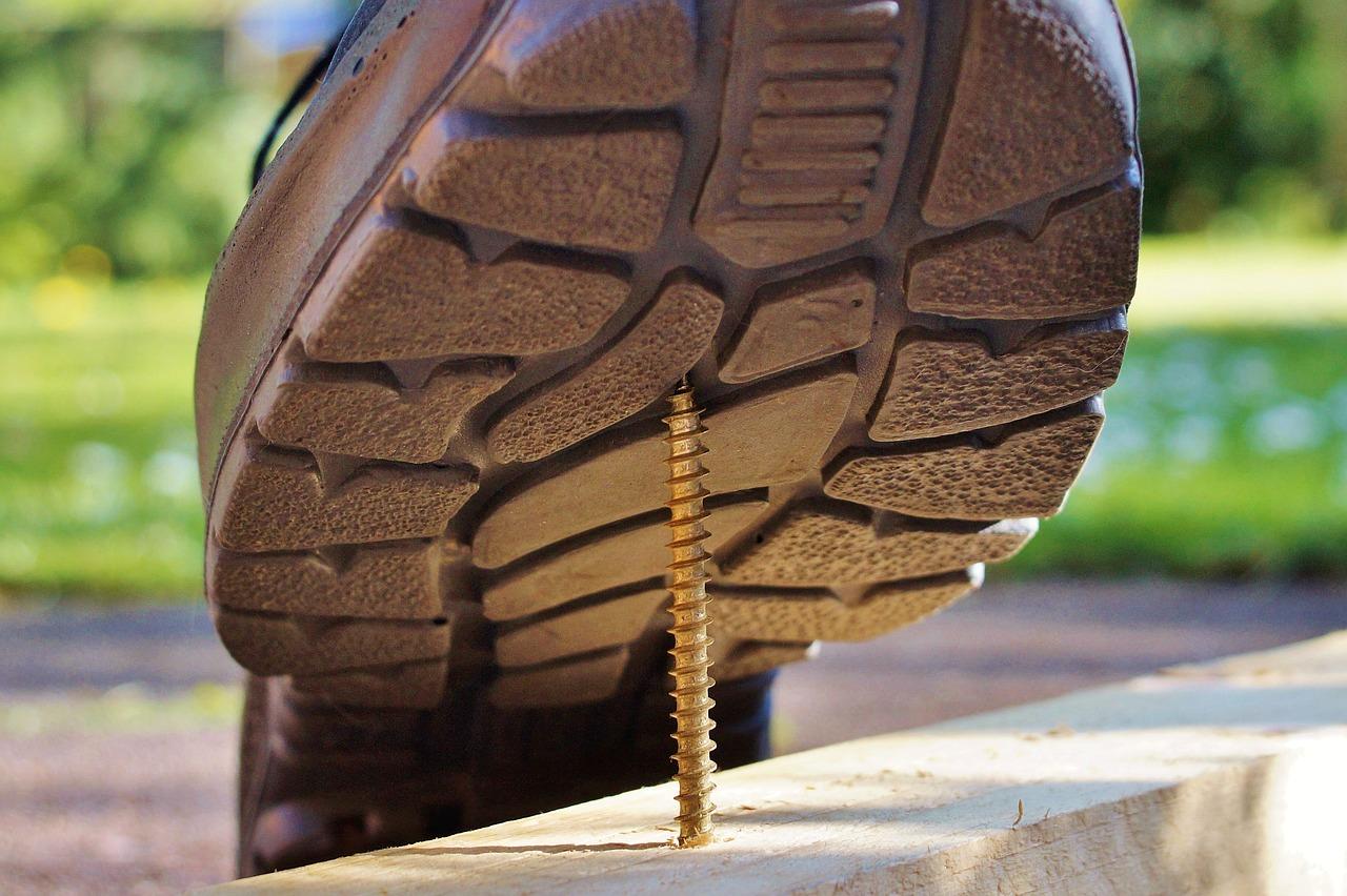 מסמר בנעל