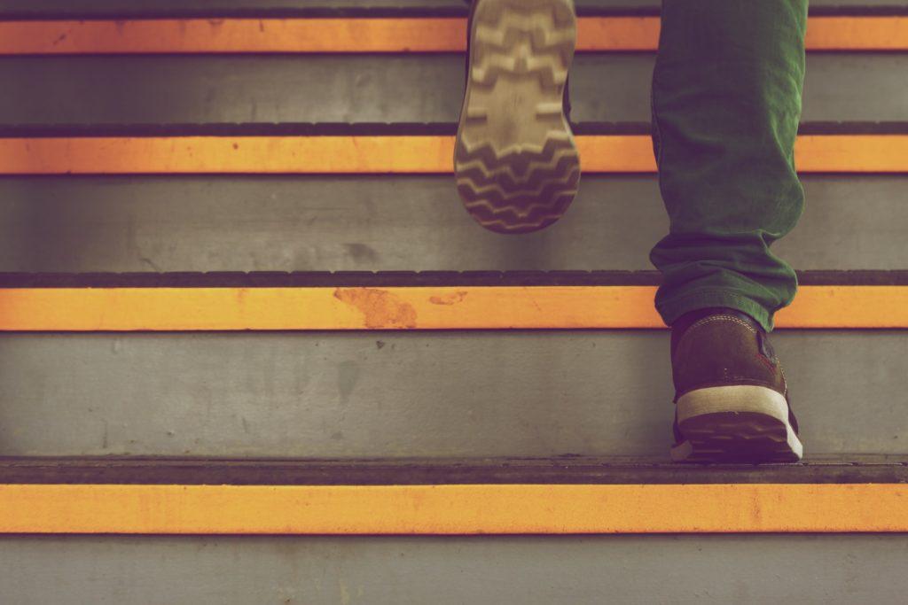 צעדים ראשוונים - תמונה להמחשה