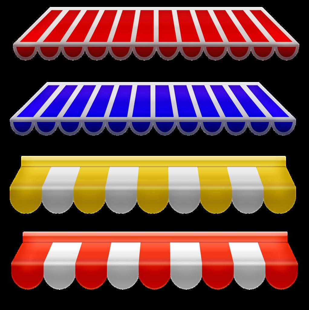 סוגים שונים של סוככים